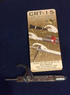CRT-15 Carbon Removal Tool