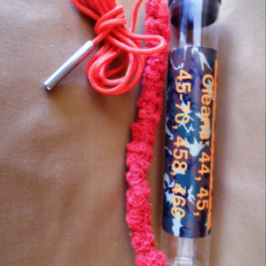 .44 .45 Gun Mouse Bore Cleaner